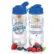 Customer Service: We Listen, We Care, We Make A Difference Fruit Infuser Water Bottle