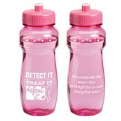 Detect It, Treat It, Defeat It Vista Water Bottle 24-oz.