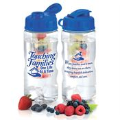 Touching Families One Life At A Time Fruit Infuser Water Bottle