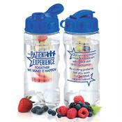 The Patient Experience: Together We Make It Happen! Fruit Infuser Water Bottle 22-oz.