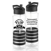 School Bus Drivers Taking Pride In Every Ride Tritan™ Water Bottle