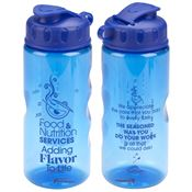 Food & Nutrition Services: Adding Flavor To Life Fruit Infuser Water Bottle 22-oz.