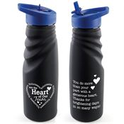 Volunteers Are The Heart Of Our Team Tahoe Grip Water Bottle