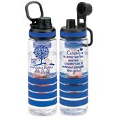 Behind Every Great Nursing Home Is A Great Staff Fresno Fruit Infuser Water Bottle