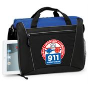 911 Dispatchers Westbury Briefcase Bag