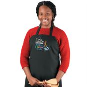 Food & Nutrition Services: Adding Flavor To Life Apron