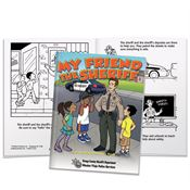 My Friend The Sheriff Educational Activities Book