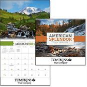 American Splendor 2019 Deluxe Appointment Calendar - Spiral - Personalization Available