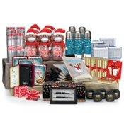 Holiday Raffle Packs & Candles gifts