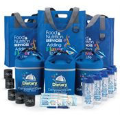 Food & Nutrition Services 25-Gift Raffle Pack
