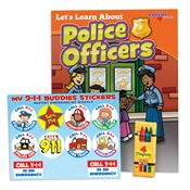 Let's Learn About Police Officers Value Kit
