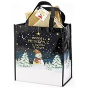 Making A Difference In The Lives Of Others Holiday Eco-Gift Tote