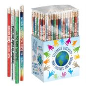 Diversity 150-Piece Pencil Assortment Collection