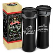 Thanks For Making A Difference Titan Stainless Steel Vacuum Tumbler Gift Set