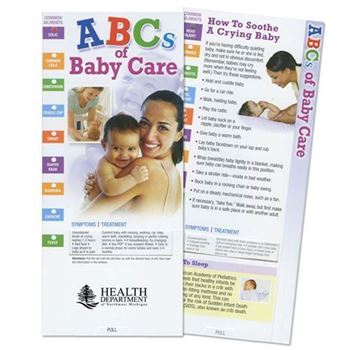 ABCs Of Baby Care Slideguide - Personalization Available