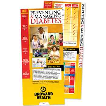 Preventing & Managing Diabetes Slideguide - Personalization Available