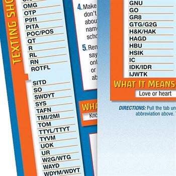 Cell Phone Lingo: Texting Shortcuts Every Parent Should Know Slideguide.