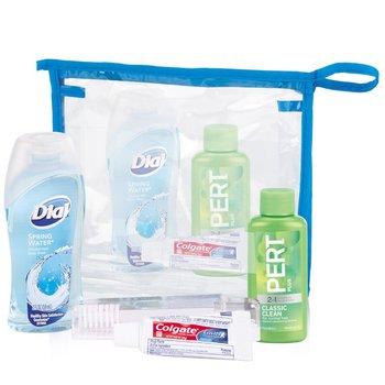 4-Piece Basic Hygiene Amenity Kit