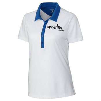 Clique® Women's Parma Colorblock Polo - Personalization Available