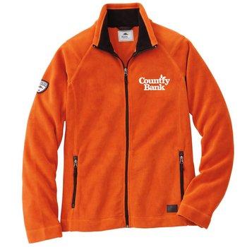 Roots73® Deerlake Men's Microfleece Jacket - Personalization Available