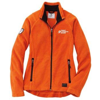 Roots73® Deerlake Women's Microfleece Jacket - Personalization Available