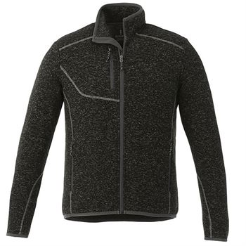 Elevate® Men's Tremblant Knit Jacket - Personalization Available