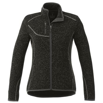 Elevate® Women's Tremblant Knit Jacket - Personalization Available