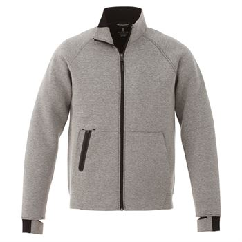 Elevate® Men's Kariba Knit Jacket - Personalization Available