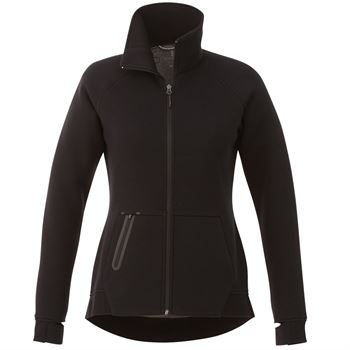 Elevate® Women's Kariba Knit Jacket - Personalization Available