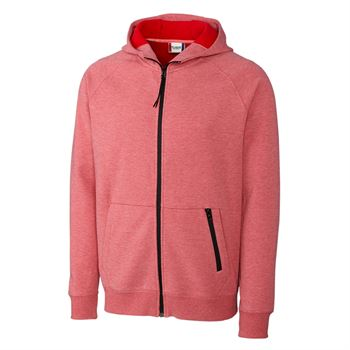Clique® Men's Lund Fleece Zip Hoodie - Personalization Available
