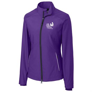 Cutter & Buck® Women's Weathertec Beacon Full-Zip Jacket - Personalization Available