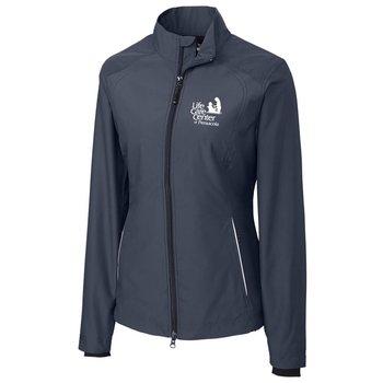 Cutter & Buck Ladies Beacon Full-Zip Jacket
