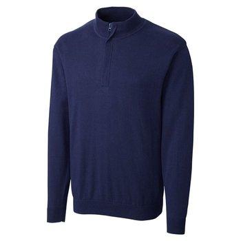 Clique® Men's Imatra Half-Zip Sweater - Personalization Available