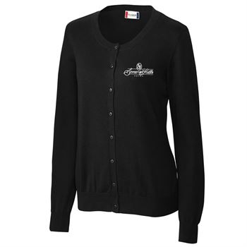 Clique® Women's Imatra Cardigan Sweater - Personalization Available