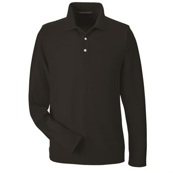 Devon & Jones Drytec Long-Sleeve Polo