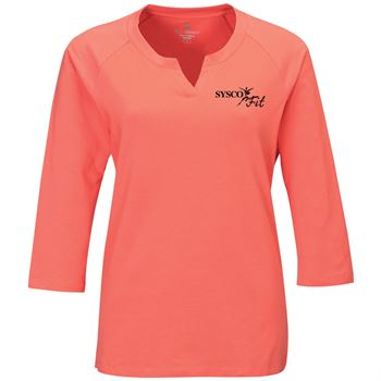 Lilac Bloom® Sofia Women's Knit Shirt - Personalization Available
