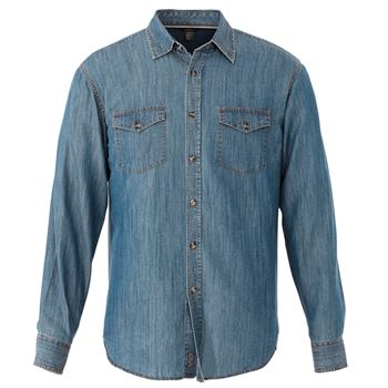 Elevate® Men's Sloan Long-Sleeve Shirt - Personalization Available