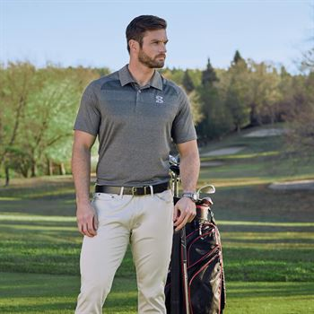 Elevate® Men's Antero Short Sleeve Polo - Personalization Available