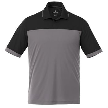 Elevate® Men's Mack Short Sleeve Polo - Personalization Available