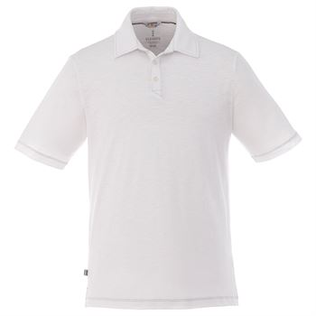 Elevate® Men's Tipton Short Sleeve Polo - Personalization Available