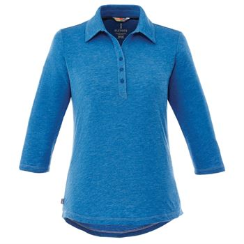 Elevate® Women's Tipton Short Sleeve Polo - Personalization Available