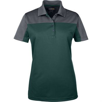 Core 365 Women's Colorblock Polo