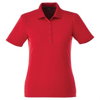 Elevate® Women's Dade Short Sleeve Polo - Personalization Available