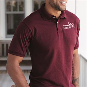 Hanes® Unisex Ecosmart Jersey Sport Shirt - Personalization Available