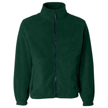Sierra Pacific® Unisex Full-Zip Fleece Jacket - Personalization Available