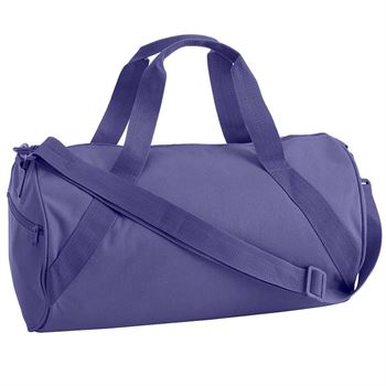 UltraClub® Barrel Duffel Bag - Personalization Available