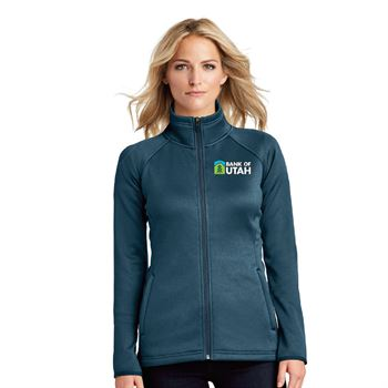 The North Face® Personalized Ladies Canyon Flats Stretch Fleece Jacket