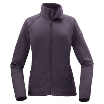 The North Face® Ladies Canyon Flats Stretch Fleece Jacket - Personalization Available