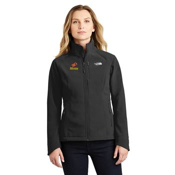 The North Face® Personalized Ladies Apex Barrier Soft Shell Jacket