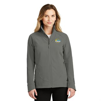 The North Face® Personalized Ladies Tech Stretch Soft Shell Jacket